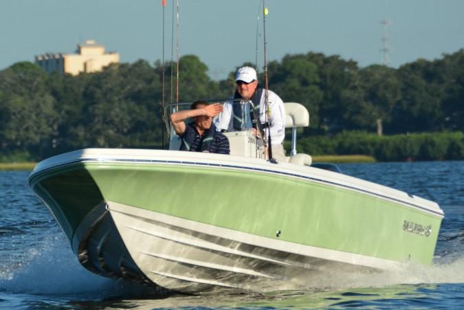 2019 Sailfish 2100 BB Bay Boat in Holiday, Florida - Photo 2