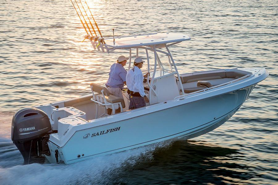 2019 Sailfish 220 CC in Holiday, Florida - Photo 1