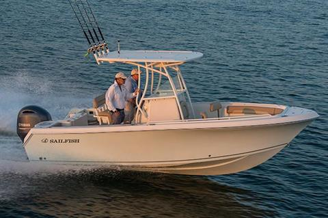 2019 Sailfish 220 CC in Holiday, Florida - Photo 2