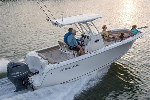 2019 Sailfish 241 CC in Holiday, Florida - Photo 32
