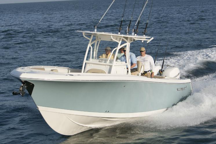 2019 Sailfish 320 CC in Holiday, Florida - Photo 1