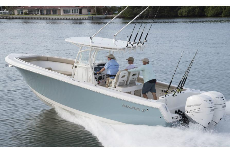 2019 Sailfish 320 CC in Holiday, Florida - Photo 3