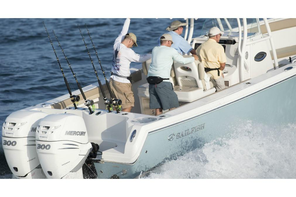 2019 Sailfish 320 CC in Holiday, Florida - Photo 6
