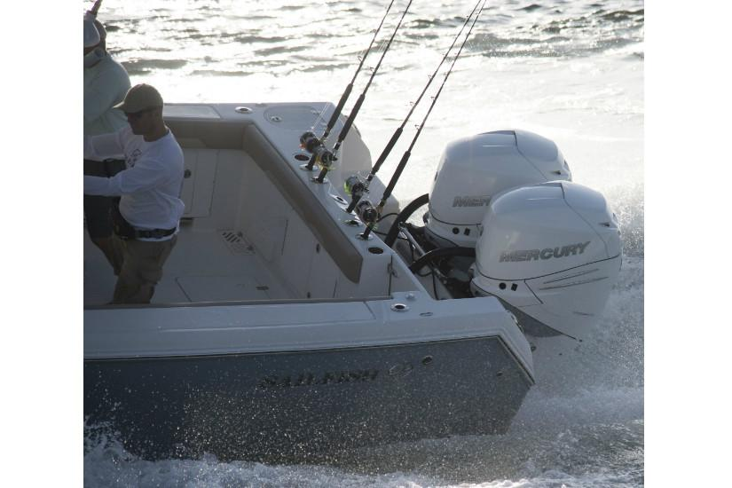 2019 Sailfish 320 CC in Holiday, Florida - Photo 8