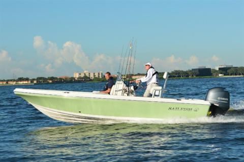 2020 Sailfish 2100 BB Bay Boat in Holiday, Florida - Photo 3