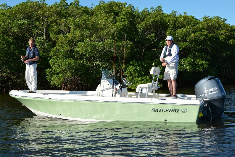 2020 Sailfish 2100 BB Bay Boat in Holiday, Florida - Photo 4