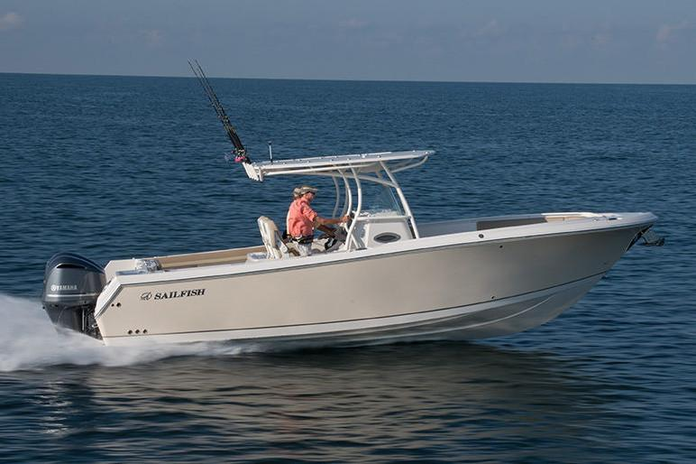 2020 Sailfish 290 CC in Holiday, Florida - Photo 1