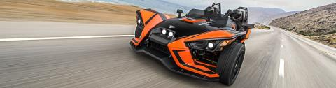 2017 Slingshot Slingshot SLR in Utica, New York