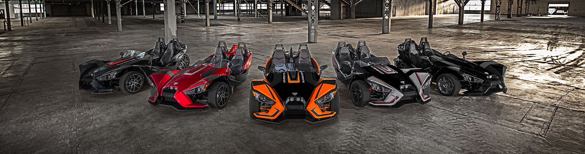2017 Slingshot Slingshot SLR in Saint Rose, Louisiana