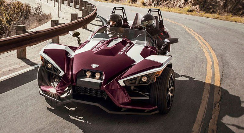 2017 Slingshot Slingshot SL LE in Danbury, Connecticut