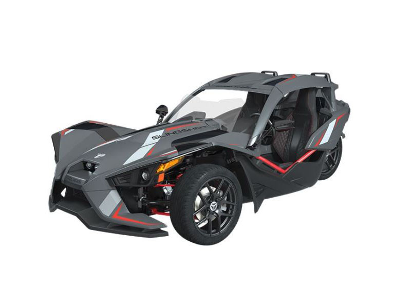 2018 Slingshot Slingshot Grand Touring LE in Danbury, Connecticut