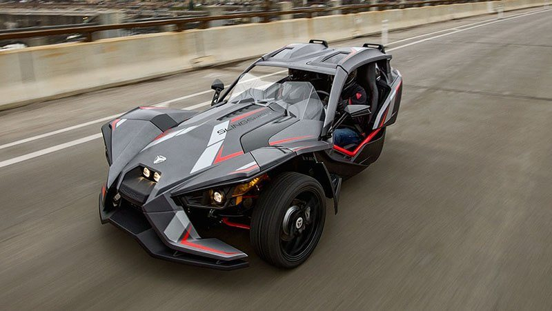2018 Slingshot Slingshot Grand Touring LE in Jones, Oklahoma