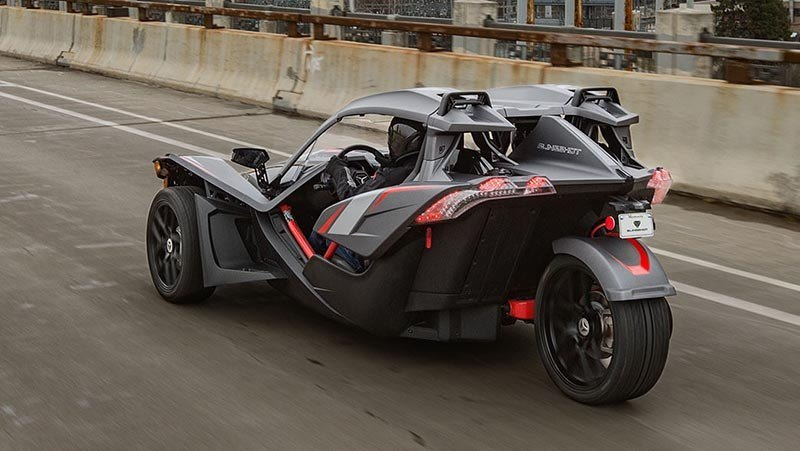 2018 Slingshot Slingshot Grand Touring LE in Thornville, Ohio