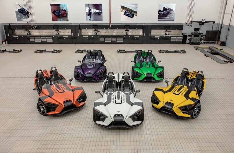 2018 Slingshot Slingshot SL Icon Series in San Jose, California