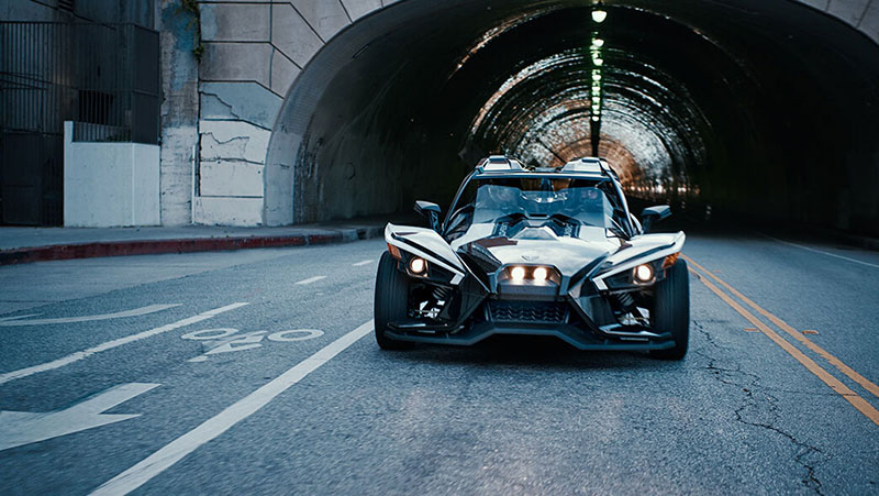 2019 Slingshot Slingshot Grand Touring in Waynesville, North Carolina