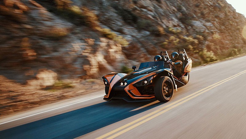2019 Slingshot Slingshot SLR in Utica, New York