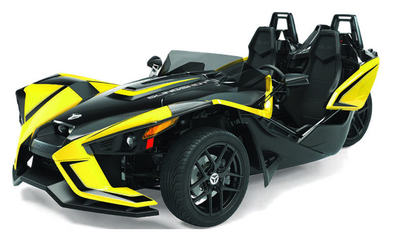 2019 Slingshot Slingshot SLR ICON in Dimondale, Michigan
