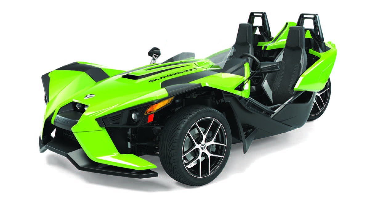 2019 Slingshot Slingshot SL ICON in Thornville, Ohio