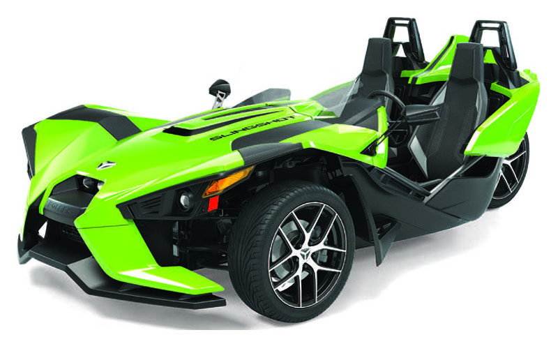 2019 Slingshot Slingshot SL ICON in Waynesville, North Carolina