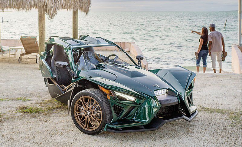 2020 Slingshot Slingshot Grand Touring LE in Fleming Island, Florida - Photo 13
