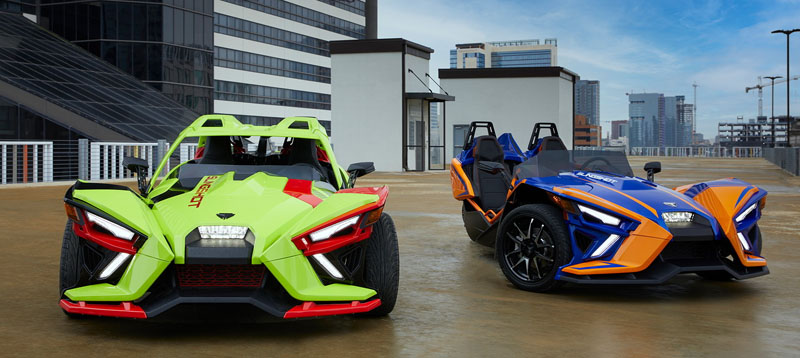 2021 Slingshot Slingshot R Limited Edition AutoDrive in Chicora, Pennsylvania - Photo 4
