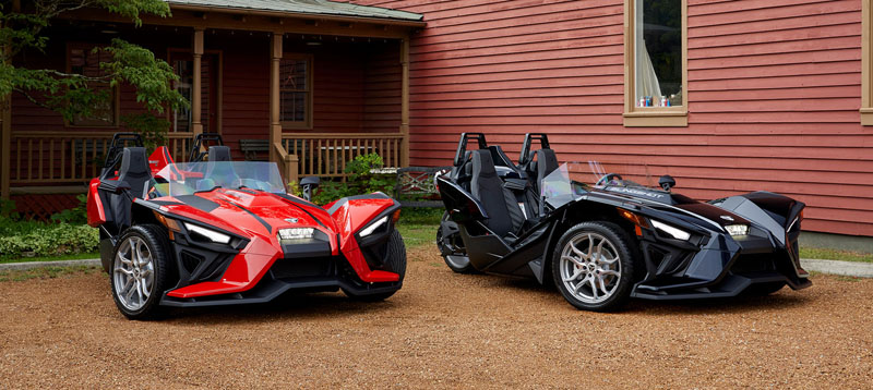 2021 Slingshot Slingshot SL AutoDrive in Chesapeake, Virginia - Photo 2