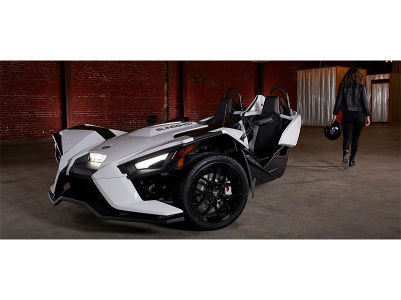 2021 Slingshot Slingshot S AutoDrive w/ Technology Package I in Saint Rose, Louisiana - Photo 4