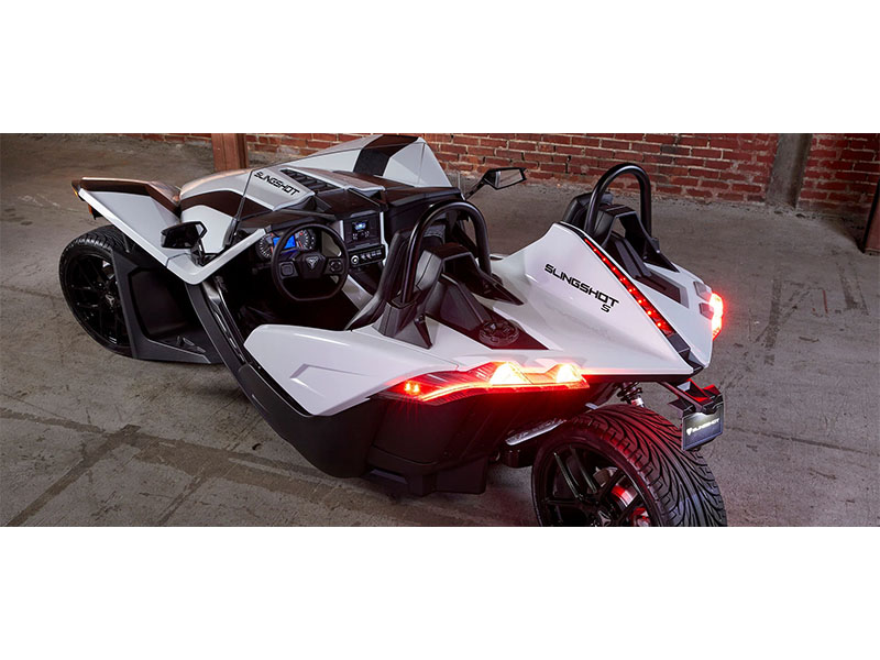 2021 Slingshot Slingshot S AutoDrive w/ Technology Package I in Saint Rose, Louisiana - Photo 6