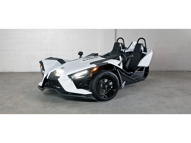 2021 Slingshot Slingshot S AutoDrive w/ Technology Package I in EL Cajon, California - Photo 2