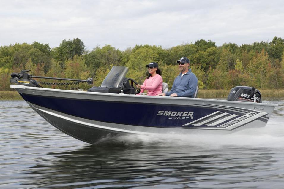 New 2017 smoker craft 161 pro mag power boats outboard in for Smoker craft pro mag