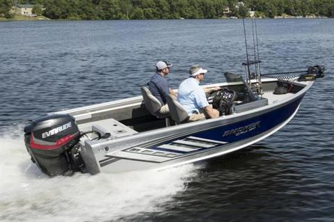 2019 Smoker Craft 161 Pro Angler XL in Madera, California