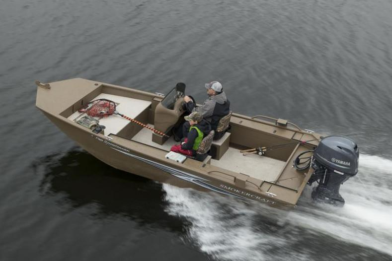 2019 Smoker Craft 1660 Sportsman Pro in Holiday, Florida - Photo 2