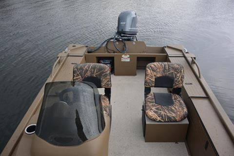 2019 Smoker Craft 1660 Sportsman Pro in Madera, California