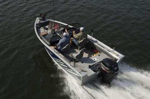 2019 Smoker Craft 172 Pro Angler XL in Madera, California - Photo 1