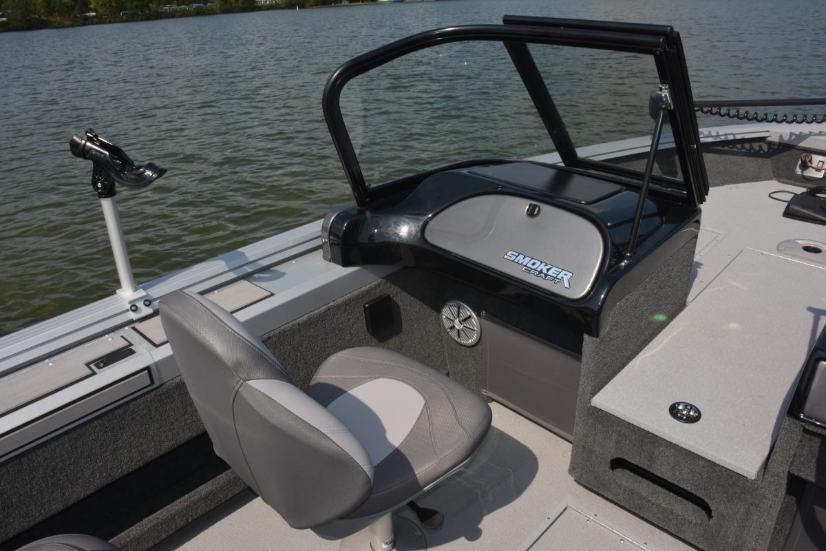 2019 Smoker Craft 172 Pro Angler XL in Madera, California - Photo 4
