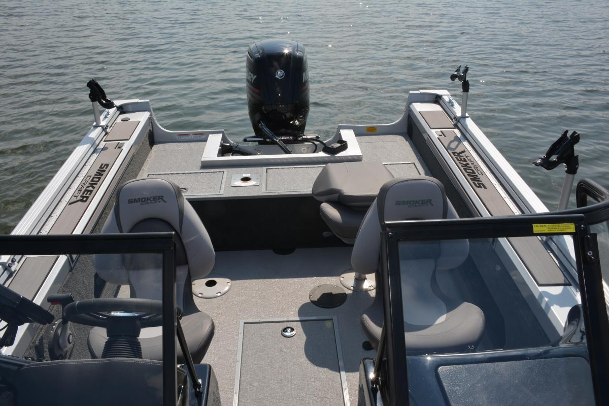 2019 Smoker Craft 172 Pro Angler XL in Madera, California - Photo 5