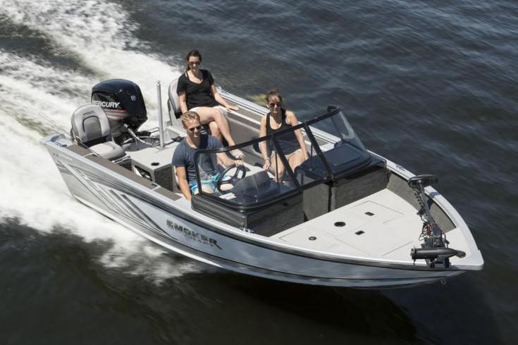 2019 Smoker Craft 172 Ultima in Holiday, Florida - Photo 2