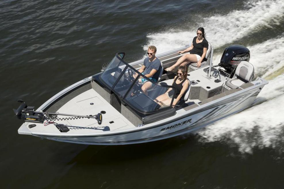 2019 Smoker Craft 172 Ultima in Holiday, Florida - Photo 3
