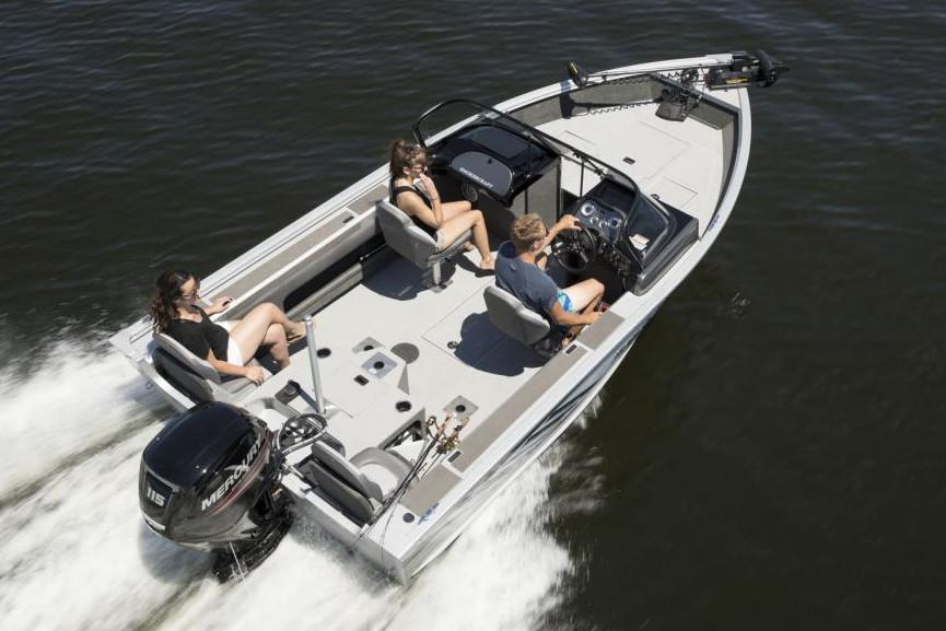 2019 Smoker Craft 172 Ultima in Holiday, Florida - Photo 4