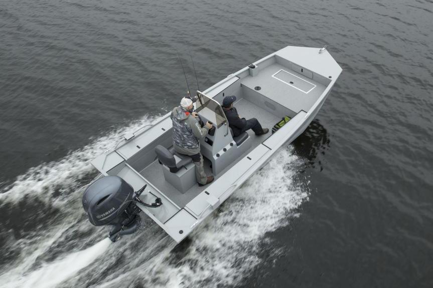 2019 Smoker Craft 1866 Sportsman Pro in Holiday, Florida