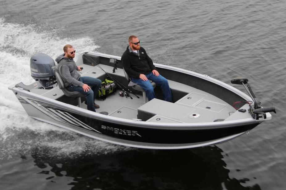 2019 Smoker Craft Adventurer 160T in Holiday, Florida - Photo 1
