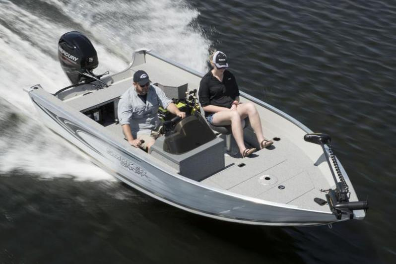 2019 Smoker Craft ANGLER 16 SC in Holiday, Florida - Photo 1