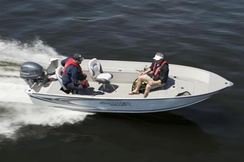 2019 Smoker Craft ANGLER 16 T in Lagrange, Georgia