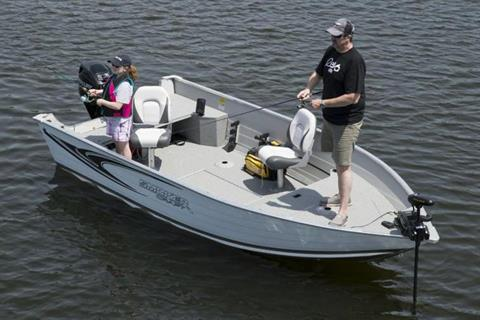2019 Smoker Craft ANGLER 16 T in Holiday, Florida - Photo 2