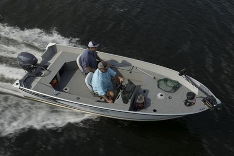 2019 Smoker Craft ANGLER 16 XL SC in Lagrange, Georgia