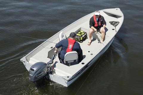 2019 Smoker Craft ANGLER 16 XL TL in Holiday, Florida - Photo 4