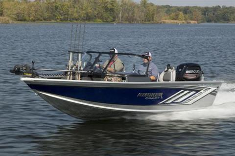 2020 Smoker Craft 162 Pro Angler XL in Madera, California