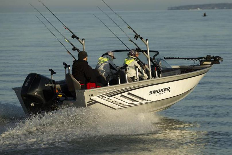 2020 Smoker Craft 182 Pro Angler XL in Madera, California - Photo 1