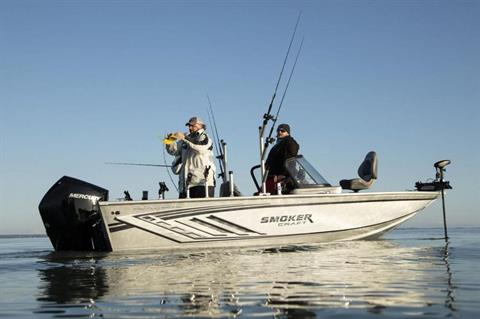 2020 Smoker Craft 182 Pro Angler XL in Madera, California - Photo 2