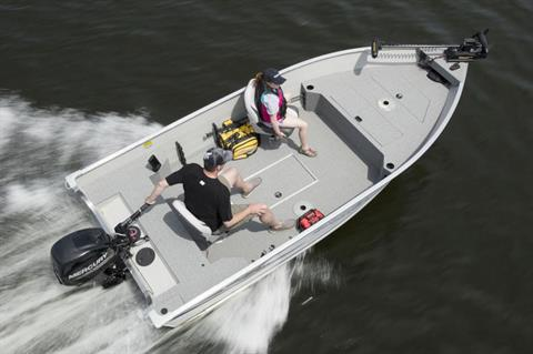2020 Smoker Craft ANGLER 14 T in Lagrange, Georgia - Photo 2
